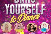 Drag Yourself to Dinner