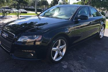 2010 AUDI A4 AWD SEDAN en Los Angeles