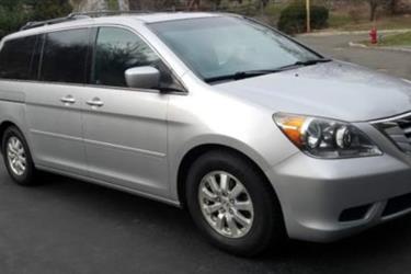 --2010 Honda Odyssey EX-L-- en Los Angeles