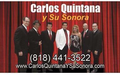 CARLOS QUINTANA Y SU SONORA image 1