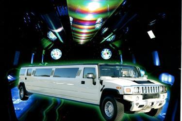 Party bus Hummer Escalade en Los Angeles