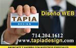 Diseñador Web Latino en Los Angeles