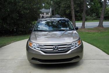 2011 Honda Odyssey EXL en Los Angeles