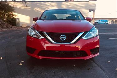 2018 Nissan Sentra SV Sedan 4D en Los Angeles
