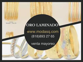 $3 : oro Laminado 18K brasileño +++ image 3