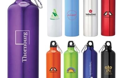 Personalized Aluminum Bottles en Los Angeles