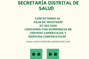 Plan de Saneamiento Básico en Bogota