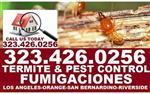 FUMIGADOR TERMITAS MAYWOOD en Los Angeles