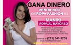 ROPA FASHION AL MAYOREO en Los Angeles