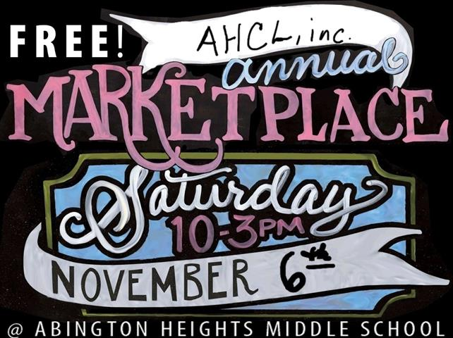 8th Annual AHCL MarketPlace image 1