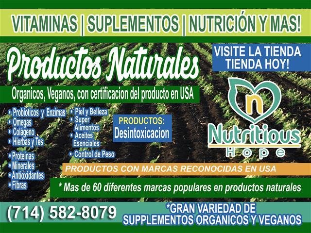 TIENDA DE PRODUCTOS NATURALES image 1