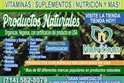 TIENDA DE PRODUCTOS NATURALES en Orange County