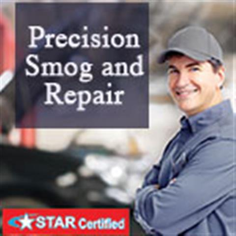 Precision Smog & Repair image 1