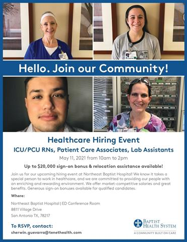 Healthcare Hiring Event image 1