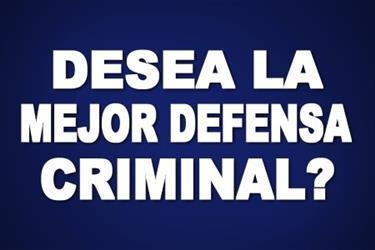 ABOGADOS PARA CASOS CRIMINALES en Los Angeles County