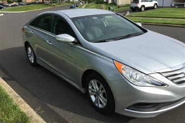 2014 HYUNDAI SONATA GLS SEDAN en Los Angeles