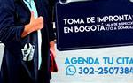 Toma de improntas - Granautos en Bogota