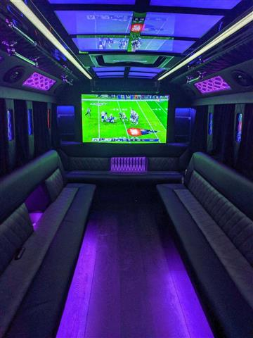 Limo hummer party bus barato image 3