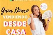 DESDE CASA TRABAJA Y GANA $$