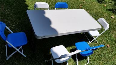 renta de mesas sillas jumpers image 2