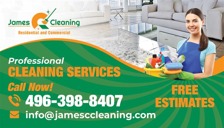 James C Cleaning image 1