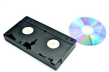 CONVERTIMOS VHS A DVD en New York