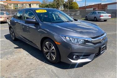 2018 Honda Civic EX-T Sedan 4D en Los Angeles