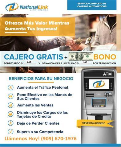 Se Busca Negocios Para ATM!!! image 1