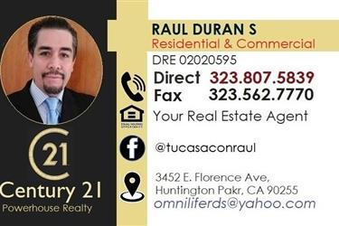 MAYWOOD, CA HOUSE FOR SALE en Los Angeles County