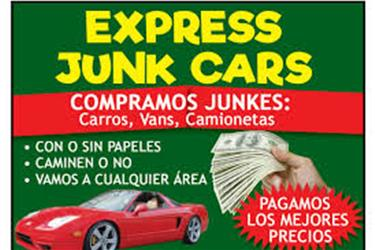 EXPRES JUNK CARS AND TRUCKS$$ en Los Angeles