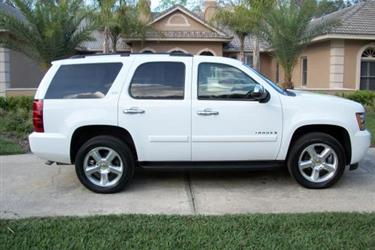 2008 CHEVROLET TAHOE LTZ en Los Angeles