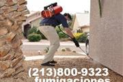 >EXTERMINADOR TERMITA  PLAGAS< en Los Angeles County