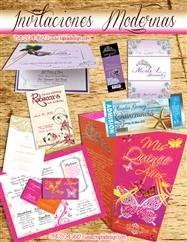Invitaciones para boda quince image 4