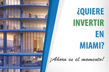Apartamentos en venta en MIami en Mexico DF