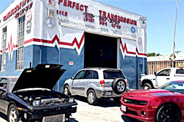 PERFECT TRANSMISSION en Los Angeles County