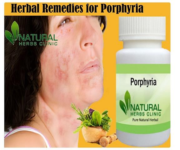 Herbal Product for Porphyria image 1