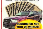 WE Buy JUNK Cars Fast AUTO WRE