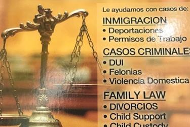 OFICINAS Y SERVICIOS LEGALES en Los Angeles County