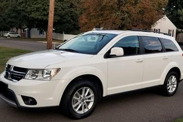 2016 Dodge Journey SXT SUV en Los Angeles