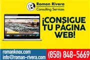 CONSIGUE TU PÁGINA WEB en Los Angeles County