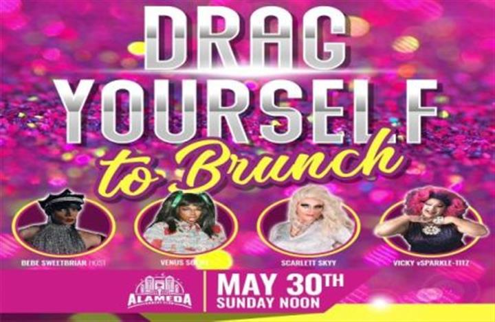 Drag Yourself to Brunch 30 May image 1