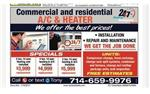Air conditioning & Heat en Orange County