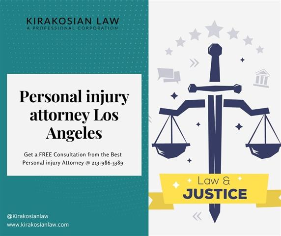 Personal injury attorney in LA image 1
