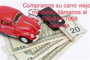 COMPRO CARRO CHOCADO 1000/2500 en Hialeah