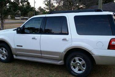 2008 Ford Expedition E/B en Los Angeles