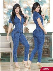 Jumper De Damas Sexis Jeans Los Angeles 11462999
