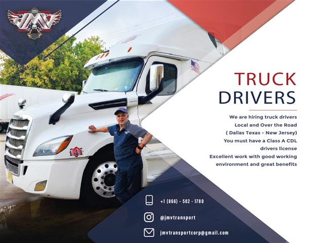 TRUCK DRIVERS image 1