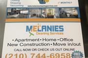 Melanie's cleaning service