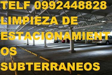 LIMPIEZA D OBRA TERMINADA en Quito