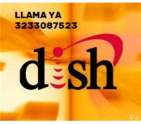 DISH Y INTERNET LLAMA YA* image 1